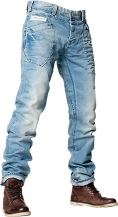 PME Legend Aviator Jeans - SBT Sun Burst Wash