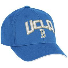 sale retailer 18969 887cb NCAA UCLA Bruins Structured Adjustable Hat, One Size Fits All,Blue adidas.   10.32