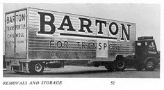 Barton Transport - Haulage Fleet no. 70 was a 1961 AEC 'Mercury' artic Van Car, Good Old Times, Bus Travel, Civil Aviation, Vintage Trucks, Classic Trucks, Nottingham, Coaches, Old Cars