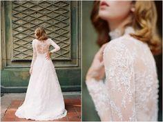 THE NORWEGIAN WEDDING BLOG : Brudekjoler fra Sareh Nouri Bridal 2014 av Laura Gordon Photography - Part Two