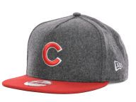 1277d1dd83 Buy Chicago Cubs MLB Classic Melt A-Frame 9FIFTY Strapback Cap Adjustable  Hats and other