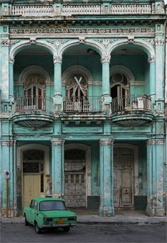 Most Beautiful Pages: 70 Abandoned Old Buildings.. left alone to die