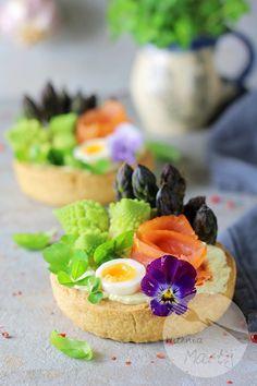 Tartaletki z dobrem natury Impreza, Cantaloupe, Fruit
