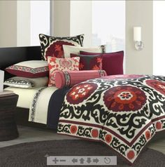 Duvet - N by Natori Samarkand Bedding by N Natori Bedding