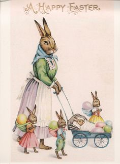 easter ephemera | 1000+ images about Vintage Cards on Pinterest | Vintage Valentines ...