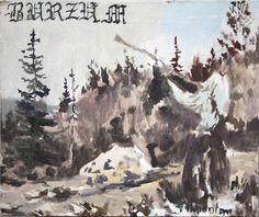TopiJuntunen,Norjalainen maisema, 23 x 27, Oil on cardboard