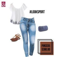 #Moda #OutFit #Estilo #Fashion #Moda #Tendencia #ParisJeans www.paris-jeans.com
