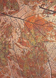 copper decorative laminate (with motif) DEKOR 622G HOMAPAL GmbH