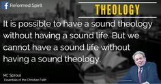 christian quote | R.C. Sproul quotes | Theology