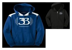 """""""Toddler full zip 3B hoodie plus more on sale now only at 3bstylez.com"""" by brian-bstylez on Polyvore"""