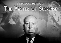 Alfred Hitchcock~Love all of his films & TV show