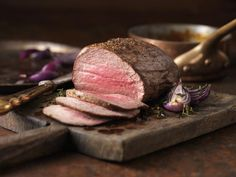 Chateaubriand is not a cut of beef, as many think, but a recipe for a grilled beef tenderloin. This Chateaubriand Recipe captures the tradition.