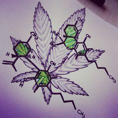 Half colored geometrical mandala flower tattoo design by Saphiriart Trippy Drawings, Graffiti Drawing, Graffiti Lettering, Tattoo Drawings, Body Art Tattoos, Art Drawings, Marihuana Tattoo, Weed Tattoo, Marijuana Art