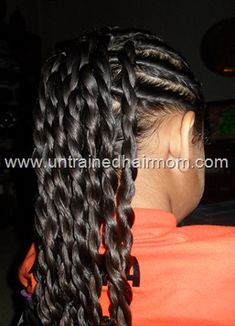 More great 2 strand twists hairstyles