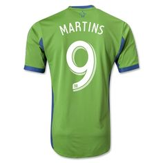 Obafemi Martins Authentic Primary Soccer Jersey  $140.45