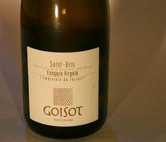 HIPPOVINO: Saint-Bris : Quand bourguignon rime avec Sauvignon ! - vin blanc - France - Bourgogne - Domaine Goisot Saint-Bris Exogyra Virgula - Code SAQ 10520819