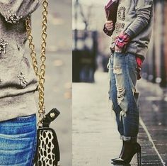 Sweater moleton