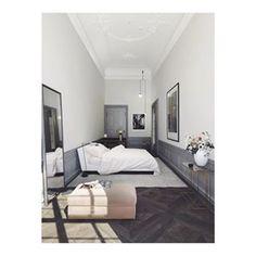 Den perfekta sängstommen! Lampan!