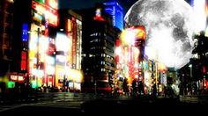 """Debunking the """"Supermoon"""" Theory of Japan's Earthquake and Tsunami Beautiful Moon Images, Beautiful World, Beautiful Things, Japan Earthquake, Tokyo Night, Moon Photos, I Love Ny, Super Moon, Great Pictures"""