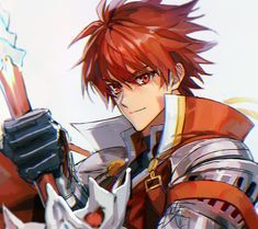 Character Concept, Character Art, Concept Art, Character Design, Eve Best, Red Knight, Anime Warrior, Angel Of Death, Awesome Anime