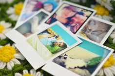 Printic iPhone app for cute polaroid style photos!