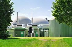 Large Scale Biogas Design - Build a Biogas Plant - Home Biomass Plant, Recycling Machines, Center Of Excellence, Great Backgrounds, Our Environment, Chemical Engineering, Organic Farming, Food Waste, Natural Resources