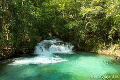 Jalapão – Cachoeira da Formiga