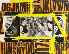 William Klein - Contact peint Photography Projects, Photography Tutorials, Sunday Night Movie, William Klein, Contact Sheet, Photographs, Photos, Gustav Klimt, France Travel