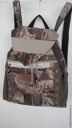 Рюкзаки ручной работы. Ярмарка Мастеров - ручная работа рюкзак. Handmade. 246f1667bca