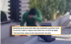 This food delivery guy touched netizens' hearts as his photos showing that he was weeping after a customer canceled the order. Delivery Man, Fast Food Chains, To Reach, Fb Page, Hearts, Guys, Photos, Pictures, Sons