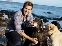 Bradley & his dogs