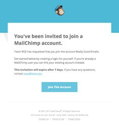 39 best invitation emails images in 2018 best email email design