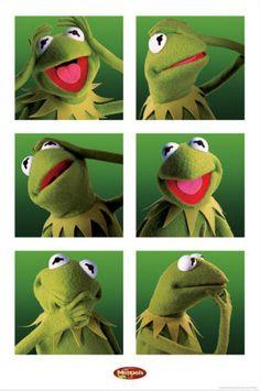 I Love Kermit. Always have, always will.