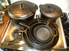 Cast Iron Cookware: The Original Seasoning Method « Traditional Food & Natural Home