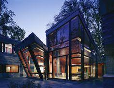 Glenbrook Residence by David Jameson Architect
