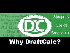 why use DraftCalc.com for fantasy football in 2013? http://draftcalc.com/press-releases/why-draftcalc-2013/