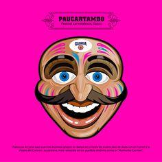 Código TBWA y Gloria presentaron la campaña Máscaras Peruanas por Fiestas Patrias - Código
