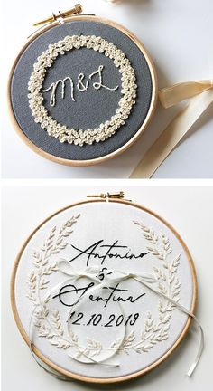 Traumhafte Blumenstickerei von Handtextileria - ein Interview - Pumora Embroidery Hoop Decor, Hand Embroidery Patterns Flowers, Wedding Embroidery, Creative Embroidery, Simple Embroidery, Learn Embroidery, Hand Embroidery Stitches, Modern Embroidery, Embroidery Kits