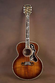 Gibson SJ-200 Koa Master Museum Custom