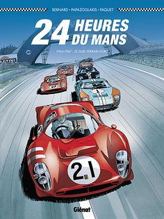Lire en ligne 24 Heures du Mans - 1964-1967 sur...