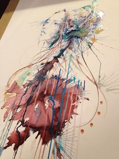Carne Griffiths - Trailblazers @ Above Second Gallery by Carne Griffiths, via Behance