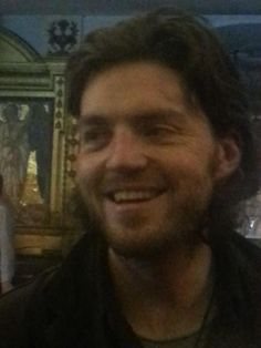 This smile's from Tom Burke via @ann66ann