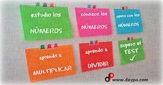 Hoy prueba de #matematicas  . Múltiplos y divisores con preguntas muy originales...