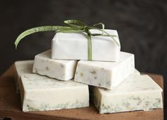 How To Make Pretty Eco-Friendly Soaps For Favors, Shower Gifts or Just Because - Fab You Bliss