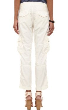 Basquiat Cargo Pants