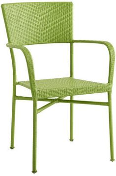 Del Rey Stacking Chair - Citron
