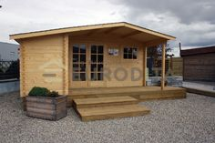 Log Cabins Manufacturer, log cabins for sale, Glulam Log Cabins - Lolita Moodie Outdoor Gazebos, Outdoor Structures, Log Cabins For Sale, Camping Pod, Custom Roman Shades, Shed Doors, Wood Shed, Summer Kitchen, Great Places