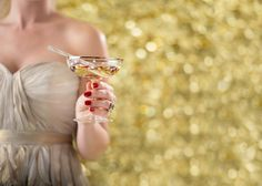 Cheers for New Years!   Styling- Beth Chapman | The White Dress by the shore  Photo- Justin & Mary  Beauty- Jennie Fresa