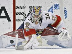Florida Panthers goalie James Reimer embraces obscurity after six frantic years with Toronto Maple Leafs