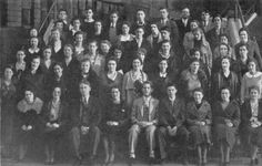 Mansfield State Teachers College, Mansfield, PA Class of 1935 | Family Old Photos - Genealogy Photo Archive Database  Marjorie Hamblin